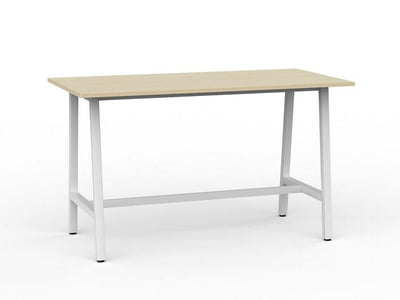 Bar Leaner Metal Frame Melamine top