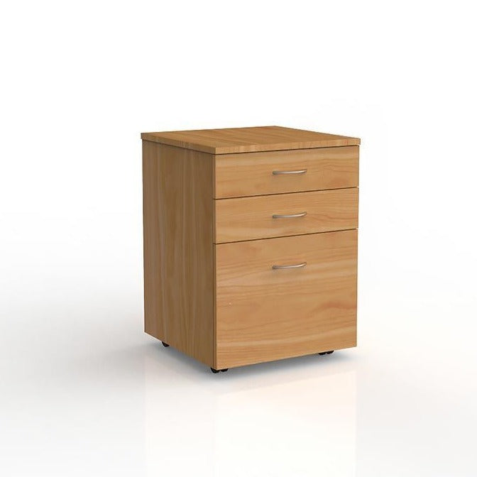 Ergoplan 2 Drawer and File Mobile