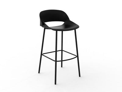 Bar stool metal legs