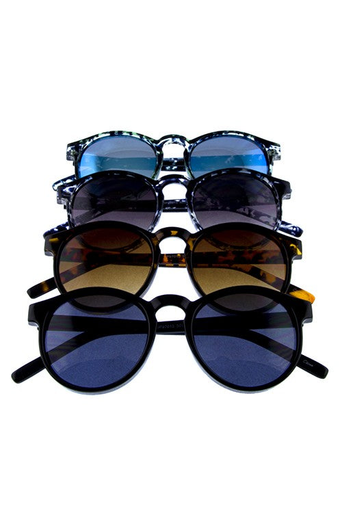Black Perfect Fit Sunglasses