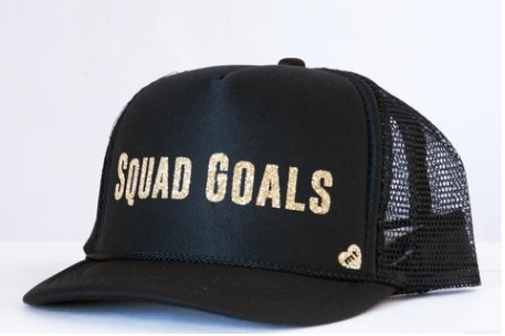 Squad Goals Trucker Hat