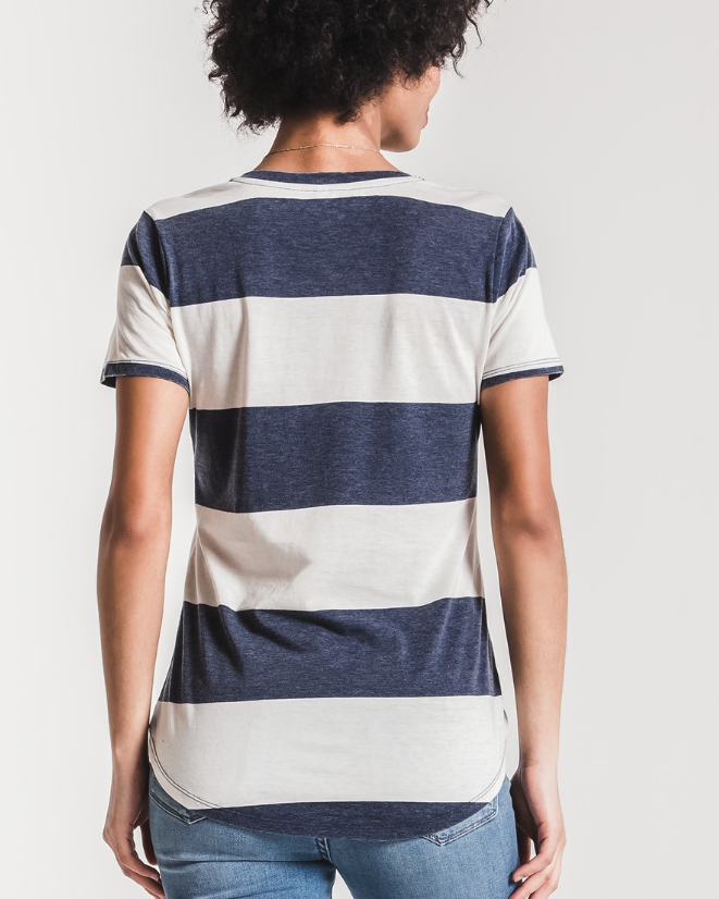 The Venice Striped Tee