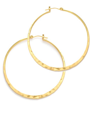 Curved Pin Earrings w/ labordite
