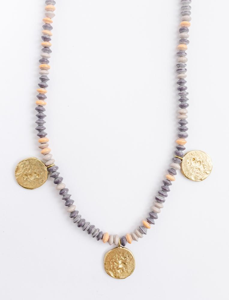 Avia Coin Necklace