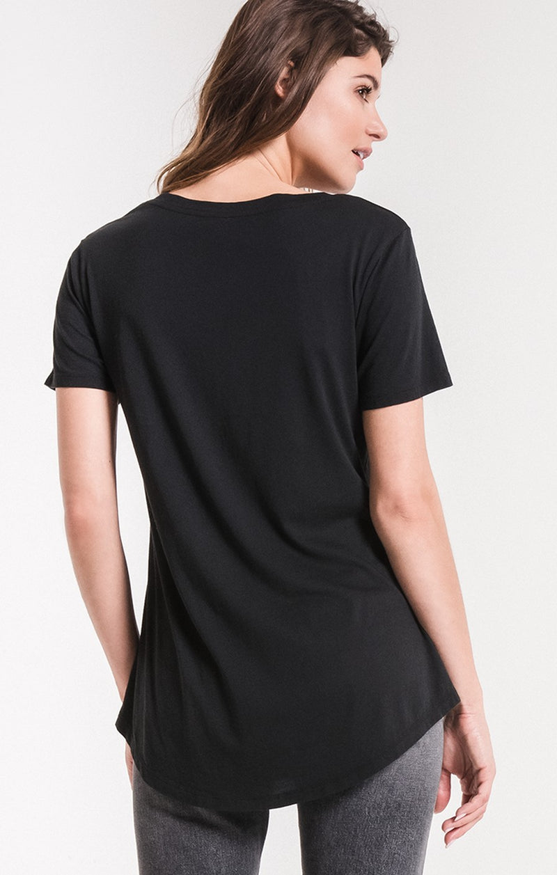 The Micro Modal Pocket Tee