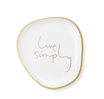 Live Simply Tray