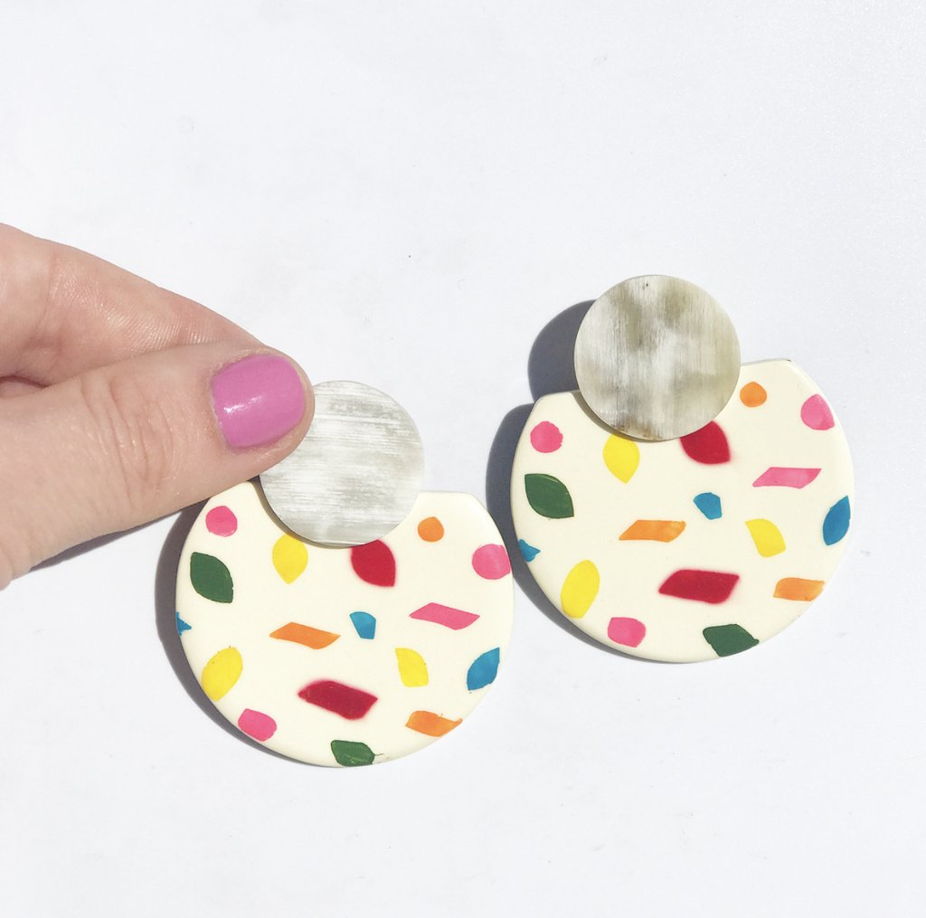 Confetti Bella Earrings