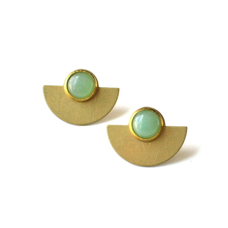 Joie Gemstone Earrings