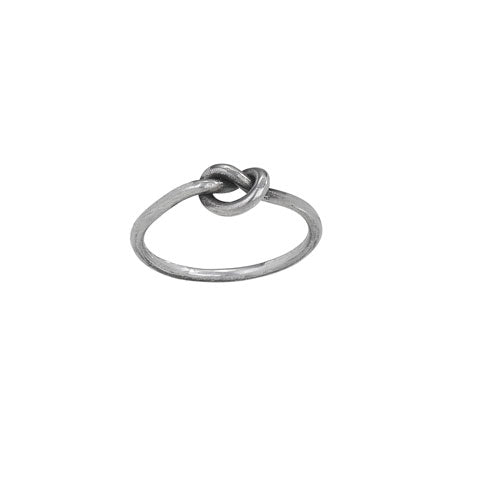 Twist Knot Ring