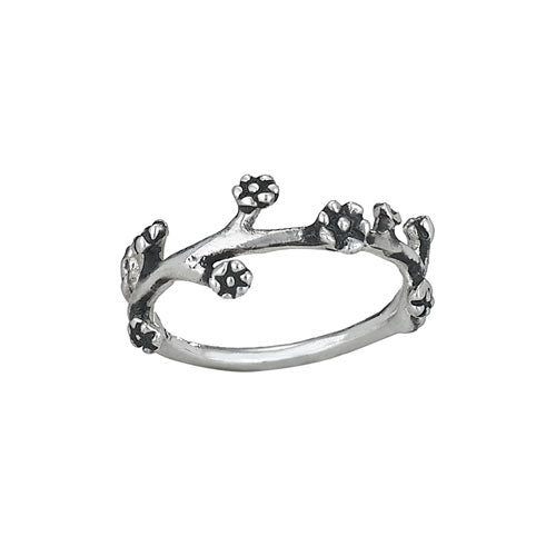 Branch Flower Ring