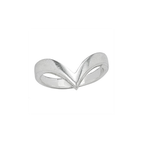 Double Band Twisted Knot Ring