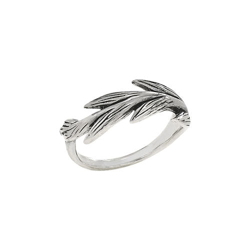 Branch of Leaves Ring