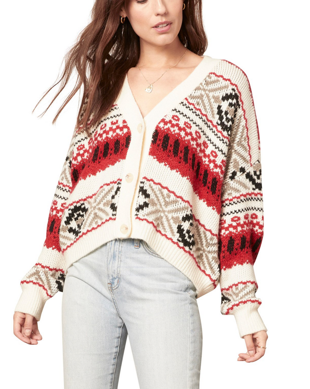 Back Country Cardigan