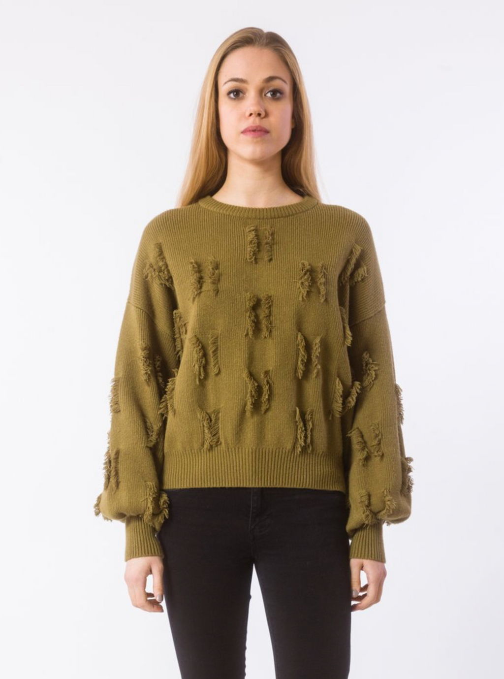 The Cece Sweater