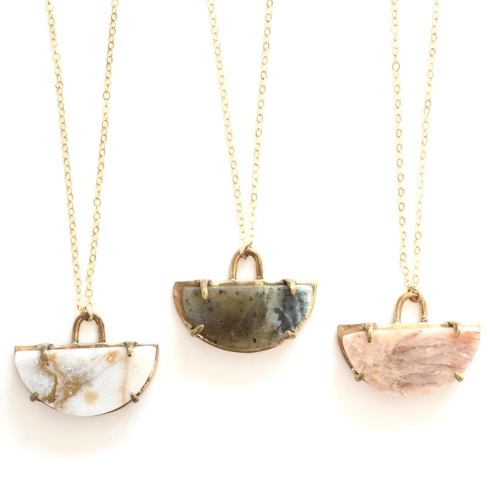 Basin Necklace