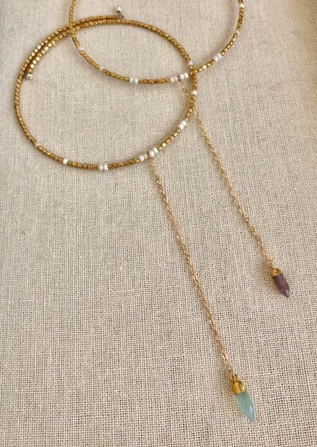 Pacha Lariat Droplet
