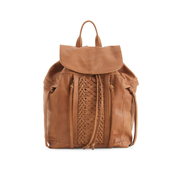 Marie Backpack Cognac