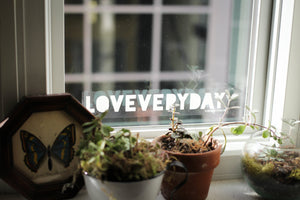 Loveveryday Sticker