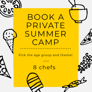 Beeline's Private Cooking Camps