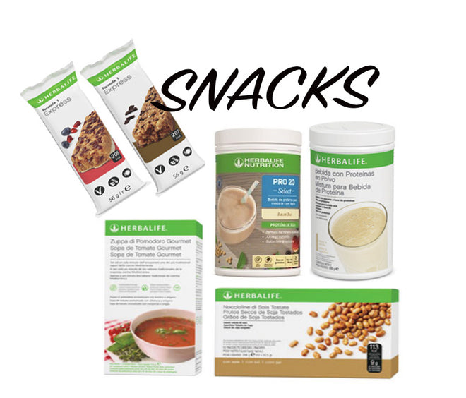 Snacks Nutritivos