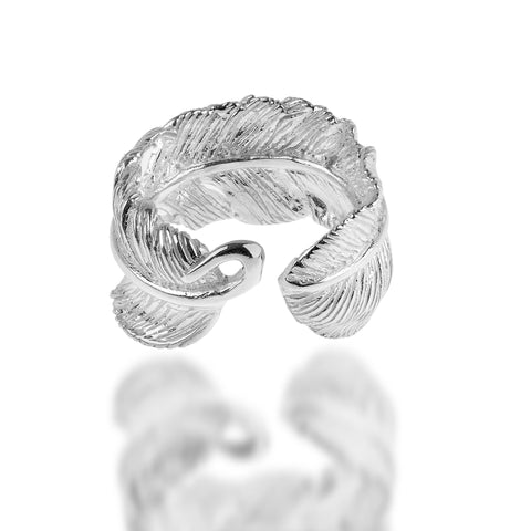 The Imperial Plume Ring - Fiyah Jewellery - 1