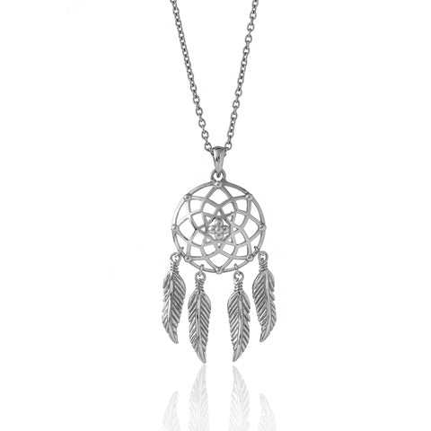 Lakota Dreamcatcher Pendant