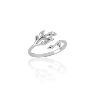 Adjustable Vine Ring