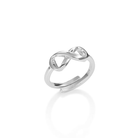 Adjustable Infinity Ring