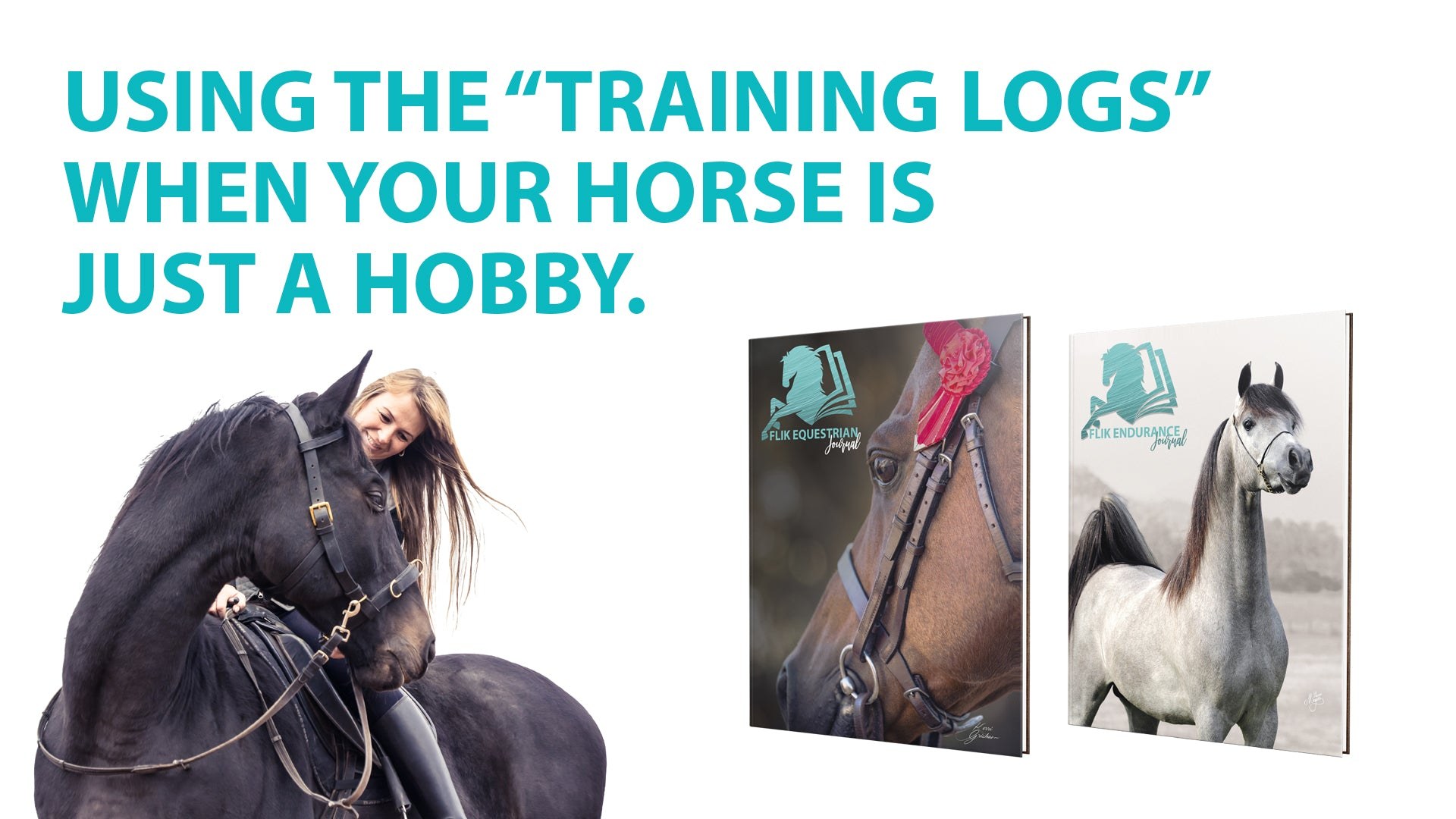 "How to use the Training Logs when horses are ""just"" your hobby."