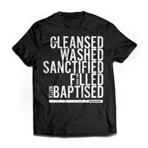 Cleansed Tee