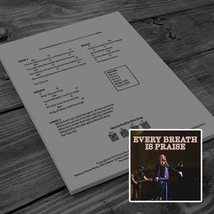 Every Breath Is Praise Charts