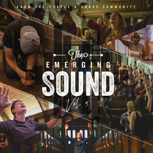 The Emerging Sound Vol. 5 Physical Album