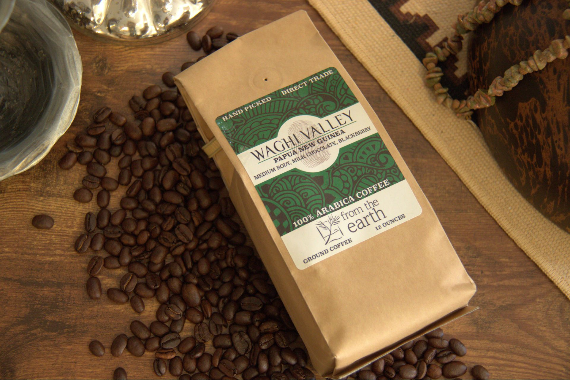 Waghi Valley 12oz - Coffee Bag