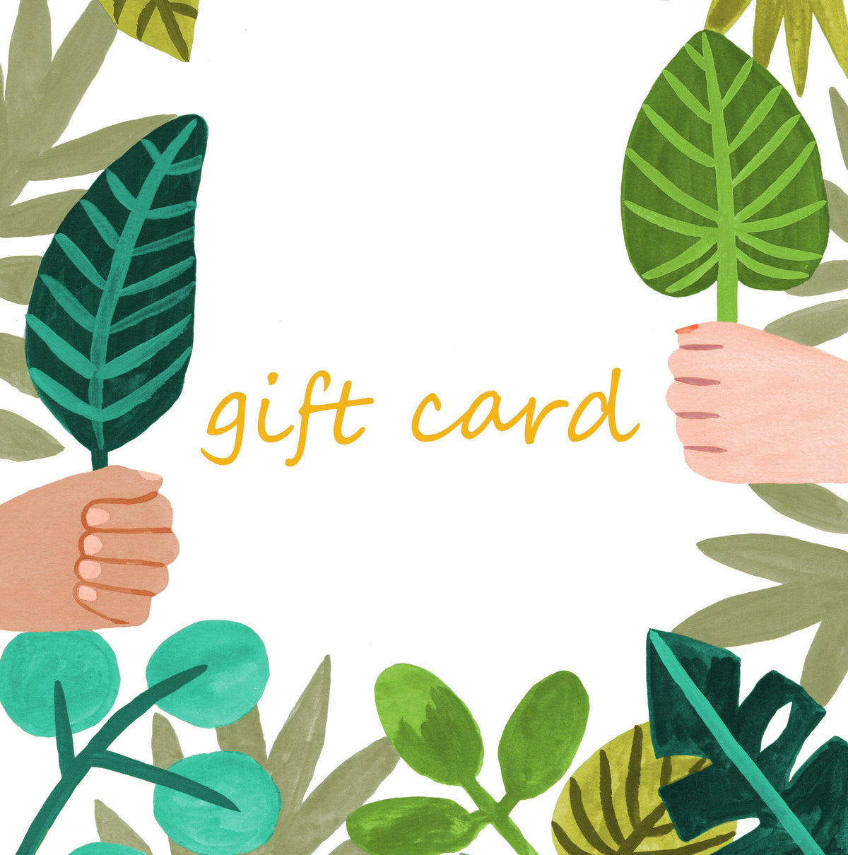 Gift Card - plantsmith
