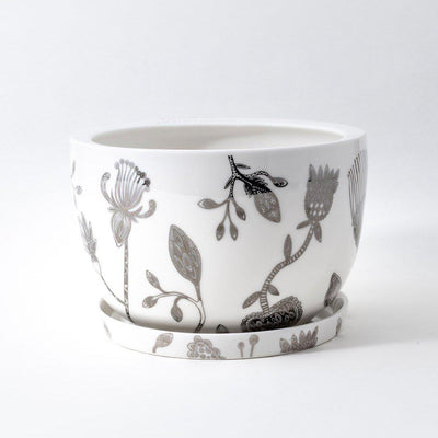 Angus & Celeste - decorative plant pot. - plantsmith