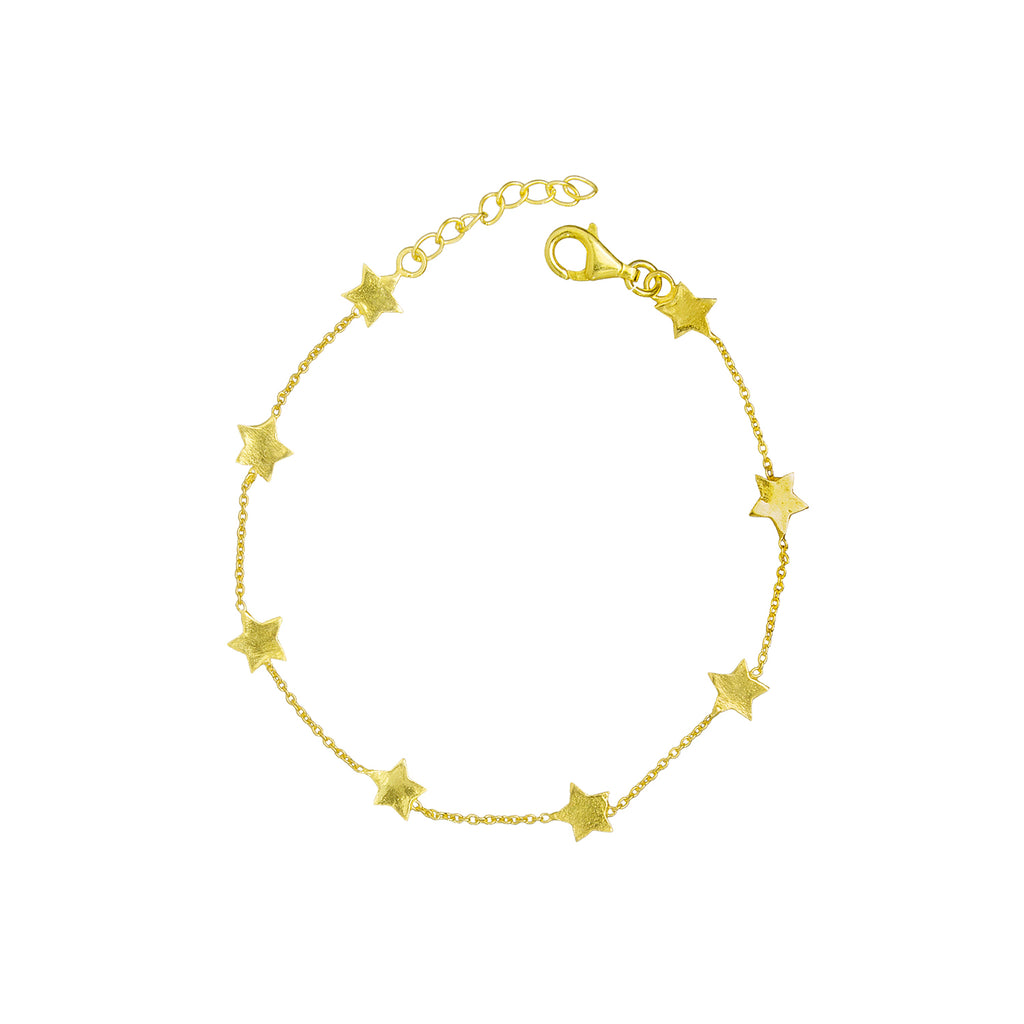 YOU ARE MY SHINING STAR BRACELET IN GOLD