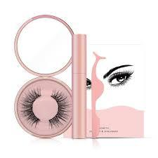 3D Magnetic Eyelashes With Applicator - Gear Elevation