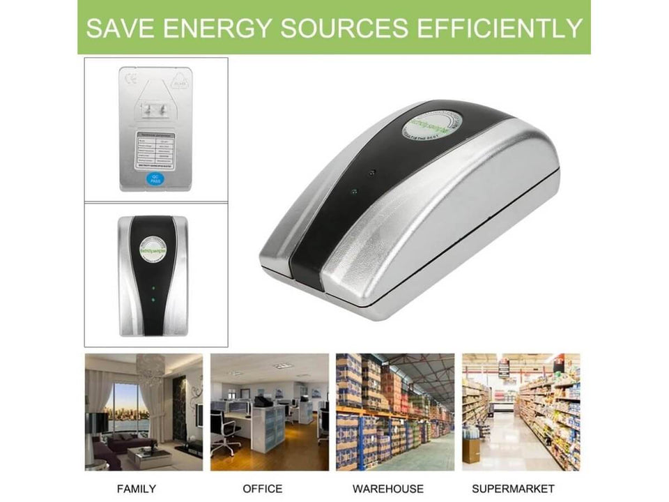 GearWatt™ - Electricity Energy Saver - Gear Elevation