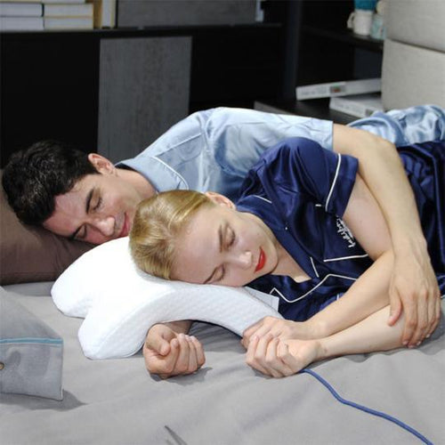 HeadCloud™ - Couples Preferred Memory Pillow - Gear Elevation