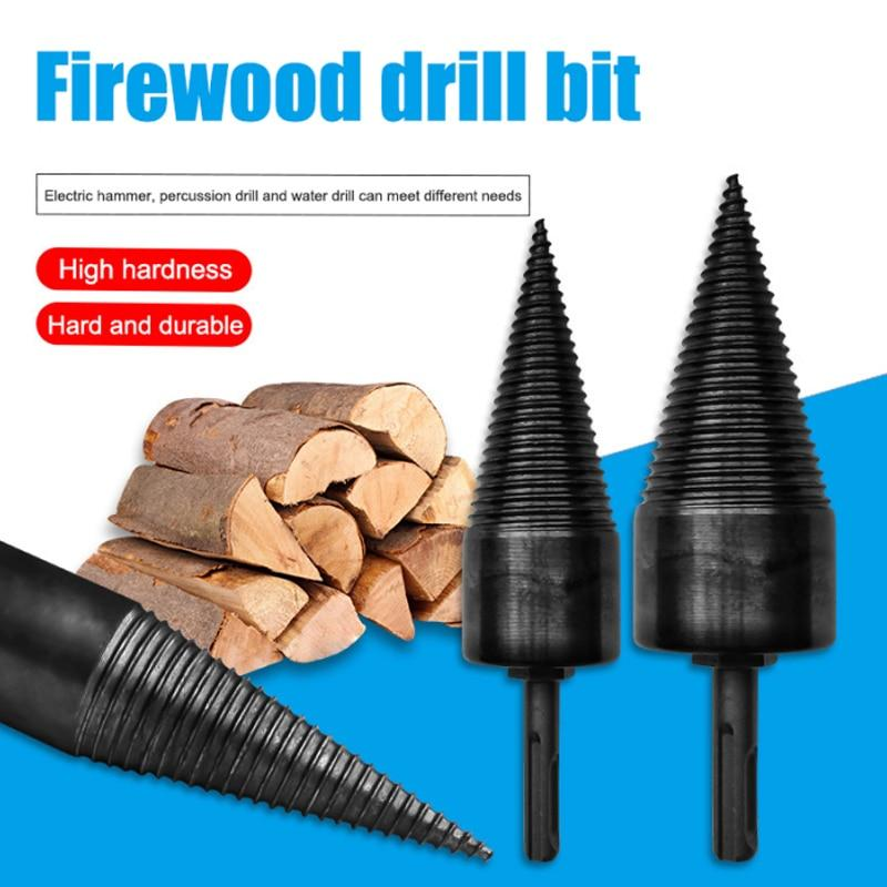 Hex Shank Firewood Drill Bit - Gear Elevation