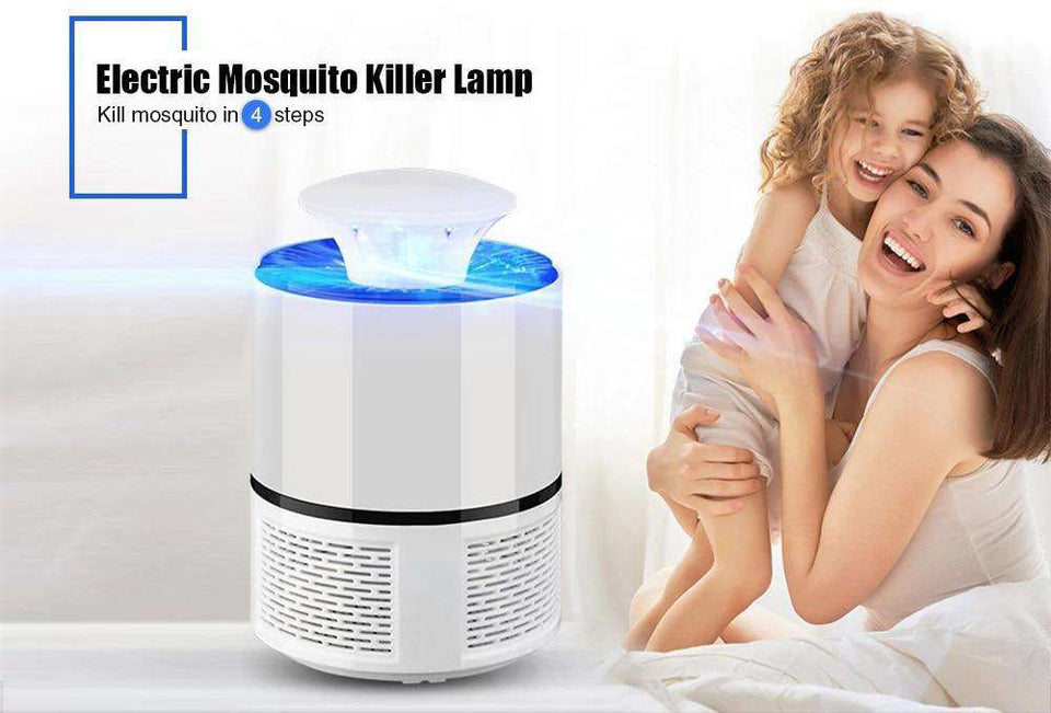 Household - Gear Protect™ - Anti Mosquito USB Lamp