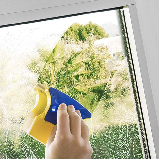 Magnetic Window Cleaner - Gear Elevation