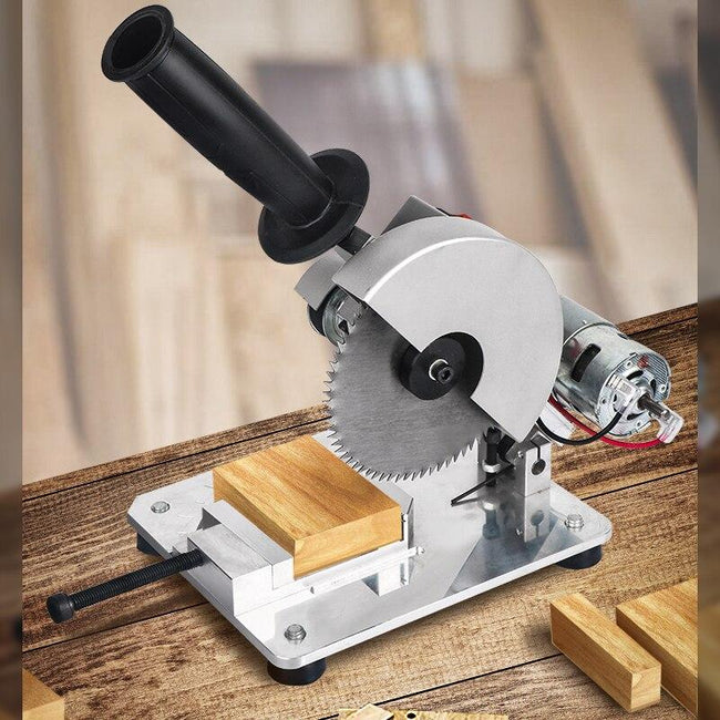 MIni Table Saw - Gear Elevation