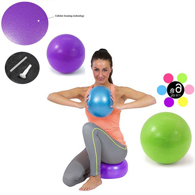 Mini Yoga Ball - Gear Elevation