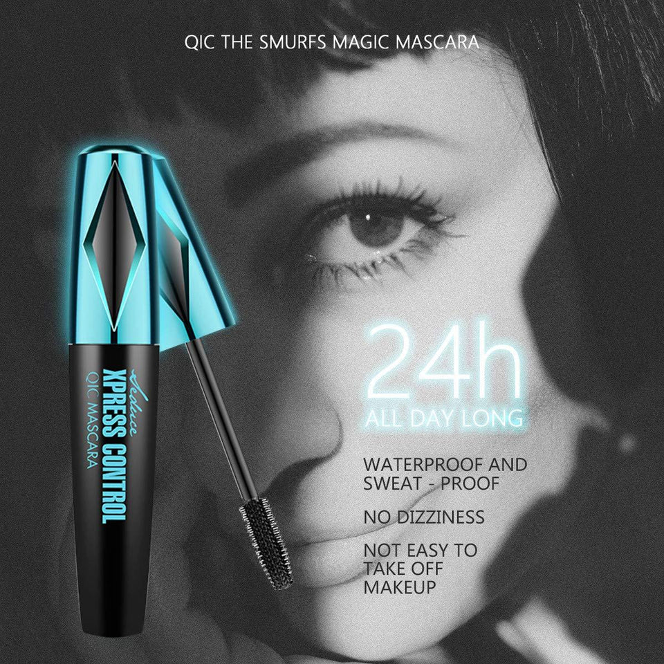 New 2020 4D Waterproof Silk Fiber Thick Lengthening Mascara - Gear Elevation
