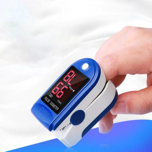 Oximeter RX™ - Measure Blood Oxygen Levels Easily And Safely Without Needles - Gear Elevation