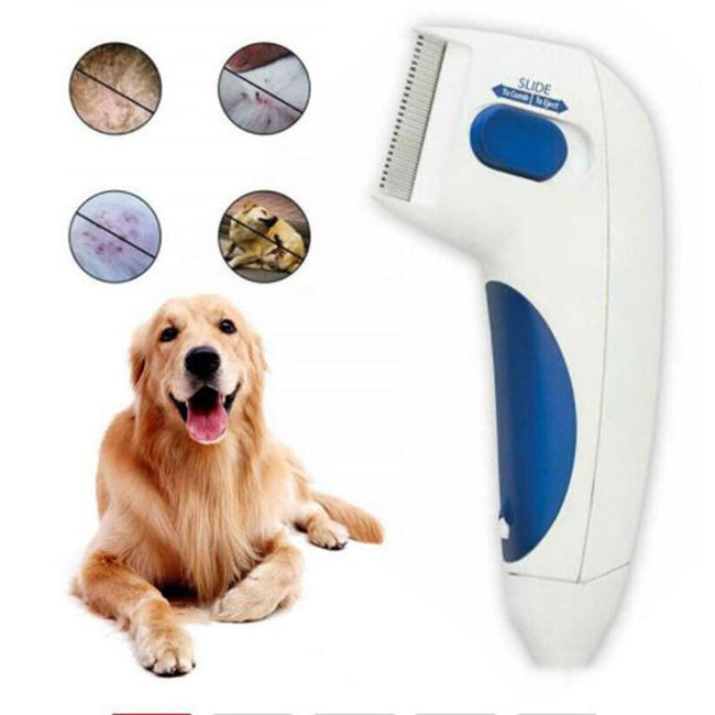 PetFleaPro™ Electric Lice Cleaner Comb - Gear Elevation