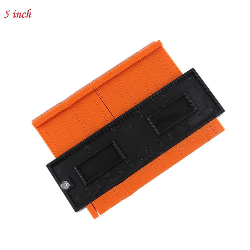 Plastic Profile Copy Contour Gauge Tool - Gear Elevation