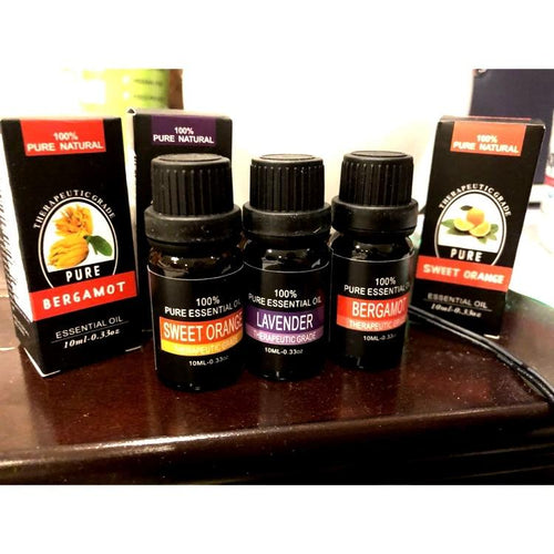 Pure Plant Essential Oils (10ml) - Gear Elevation