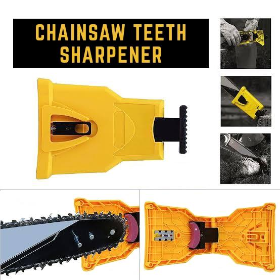 RazorSharpPro™ - Chainsaw Blade Sharpener - Gear Elevation